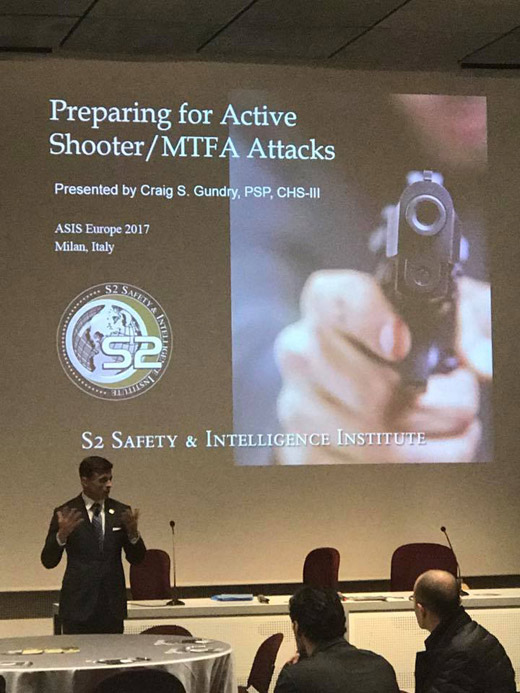 PREPARING FOR ACTIVE SHOOTING/MFTA ATTACK COURSE