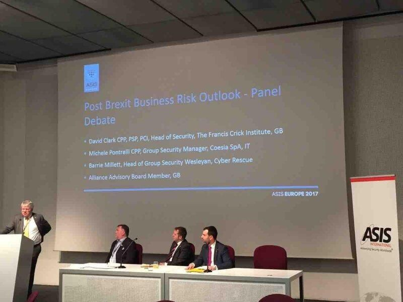 POST BREXIT BUSINESS RISK OUTLOOK - PANEL DEBATE