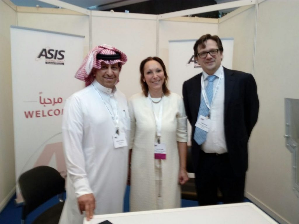 ASIS DHAHRAN'S STAND